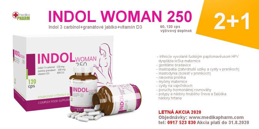 klienti-indol woman - 2020